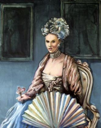 Tiderne skifter by Vita Bente Pedersen | maleri