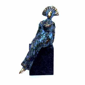 Gudinde by Lenie Tolstrup | skulptur