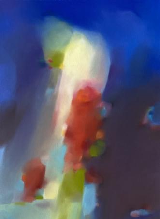 Cascading Vivacity .. by Kristin Holm Dybvig | tegning