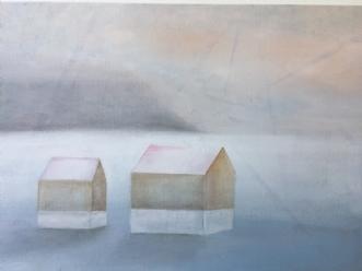 Island by Pernille Starnø | maleri