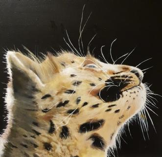 Tigerunge by Gigi Gigja | maleri