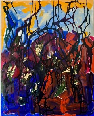 Spring Awakening, 2.. by Natalia Rose | maleri