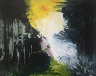 Smeden by Merete Bilde Toft Movang | maleri
