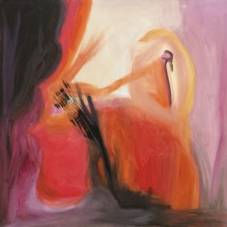 Ønsker by Merete Bilde Toft Movang | maleri