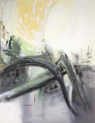 Et Glimt by Merete Bilde Toft Movang | maleri
