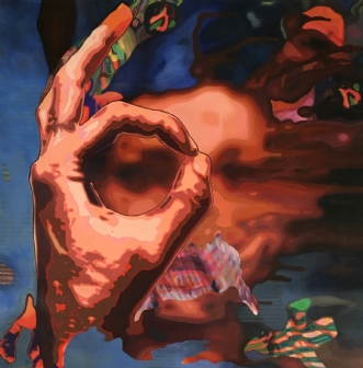 perfektionisme by Lotte Lemor | maleri