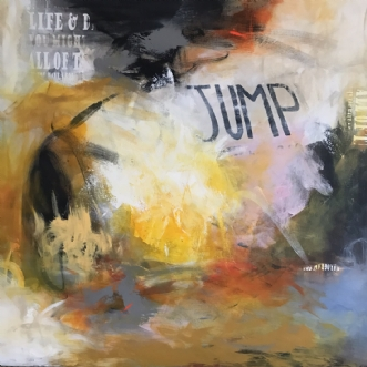 Jump into it af Anette Kannegaard