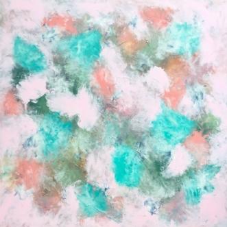 Soft by Marianne Johansen | maleri