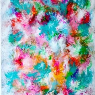 Ingen titel by Marianne Johansen | maleri