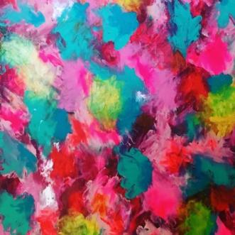 Liv by Marianne Johansen | maleri
