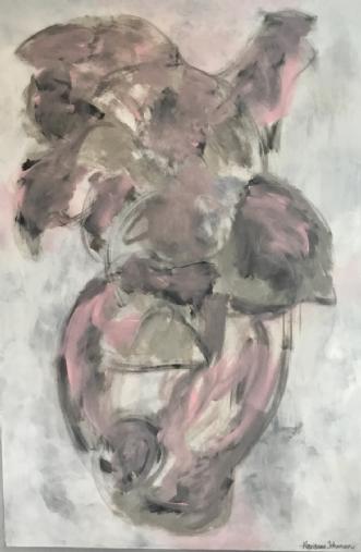 Fun by Marianne Johansen | maleri