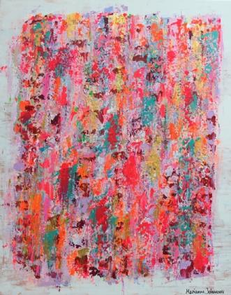Parafrase over H.C... by Marianne Johansen | maleri