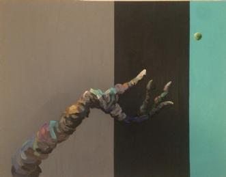 KLode II by Lene Tranberg Laustsen | maleri