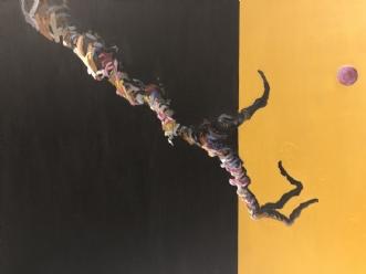 Grib Verden III by Lene Tranberg Laustsen | maleri