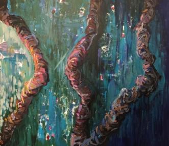 Sommer IV by Lene Tranberg Laustsen | maleri