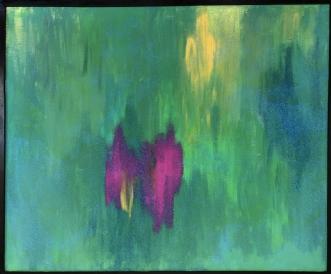 Farveflora by Sofie Mellies | maleri