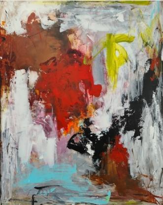 361 by Line Elliott | maleri