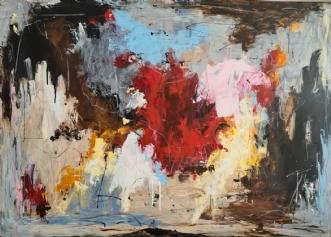 303 by Line Elliott | maleri