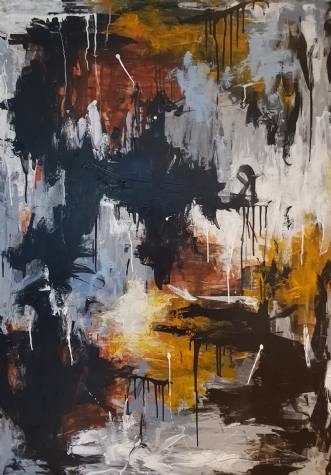 120 by Line Elliott | maleri