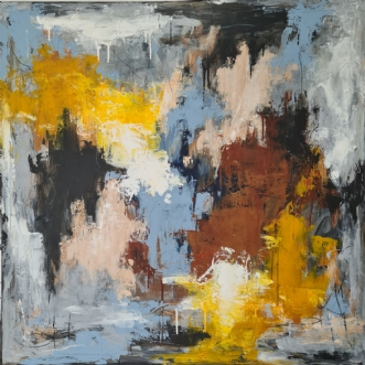 355 by Line Elliott | maleri