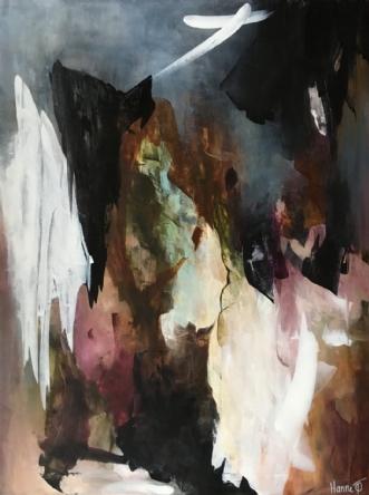 Uforglemmelig by Hanne Toft Ørum | maleri