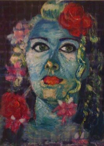 Bag net by Yvonne Wiese | maleri