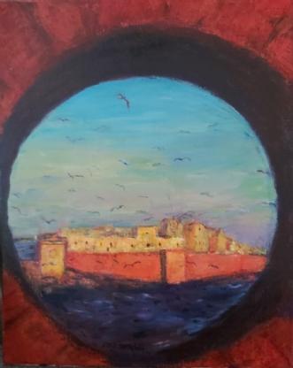 Marocco by Yvonne Wiese | maleri