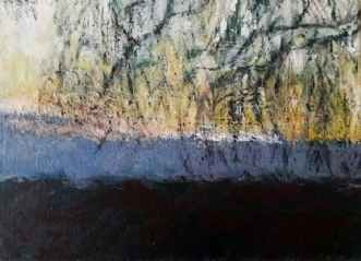Mors by Yvonne Wiese | maleri
