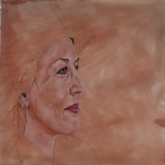 """Woman - Unfinished N.."