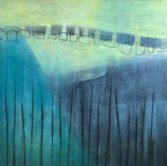 X3 by Susanne Ruge | maleri