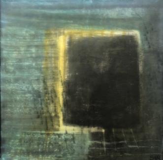 rum 2 by Susanne Ruge | maleri