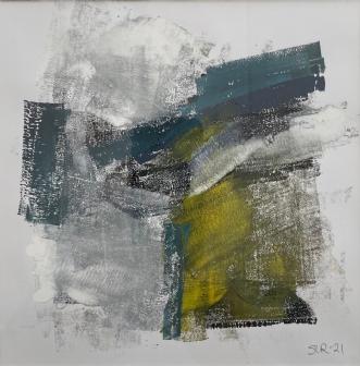 blues-2 by Susanne Ruge | tegning