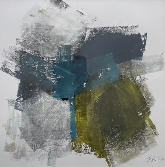 blues-3 by Susanne Ruge | tegning