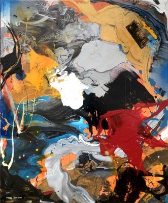 Inferno by Danilo Clark   maleri