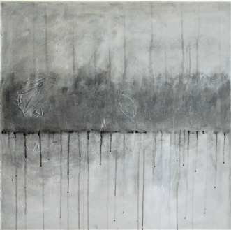 Uden titel by Marian Rune | maleri