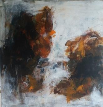 softness by Lili Nielsen | maleri