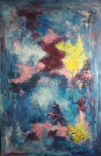 ' Changes ' by Chris Præstegaard   maleri