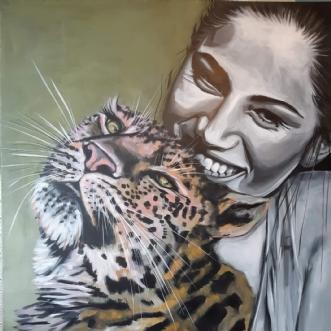 TRUST 2 by Jane Andersen | maleri