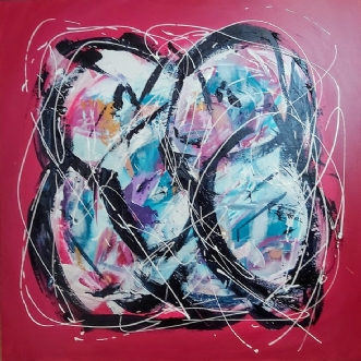 Sugarbabe by Martin Boldsen | maleri