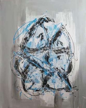 Basic Instinct by Martin Boldsen | maleri
