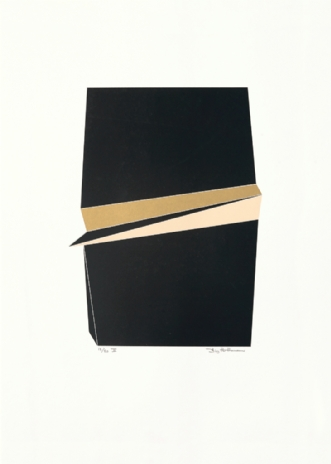 Sort Guld II by Birgitte Hansen | tegning