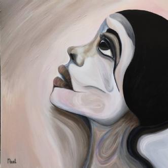 Justice  by Neel Rosenkrantz | maleri