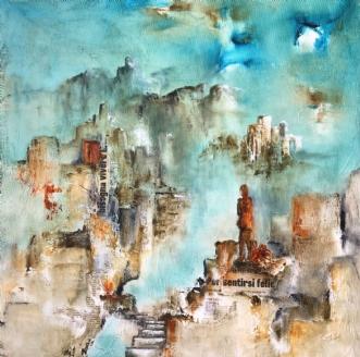 Vivere... by Charlotte Bjørlig | maleri