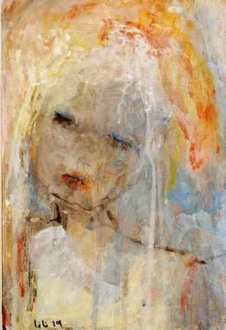 Sore by Jette Lili Hollesen | maleri
