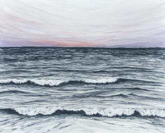 Pink Dream by Annija Bodniece   maleri