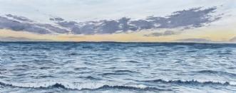 Summer Sky by Annija Bodniece | maleri