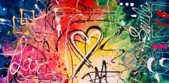 i HEART U by ArtbyKial | diverse