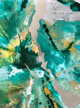 Metalisha by ArtbyKial | maleri