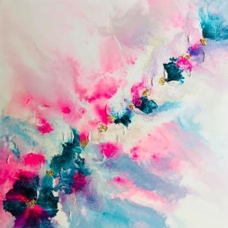 Pink Sky by ArtbyKial | diverse