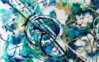 HYPNOSIS by ArtbyKial | maleri